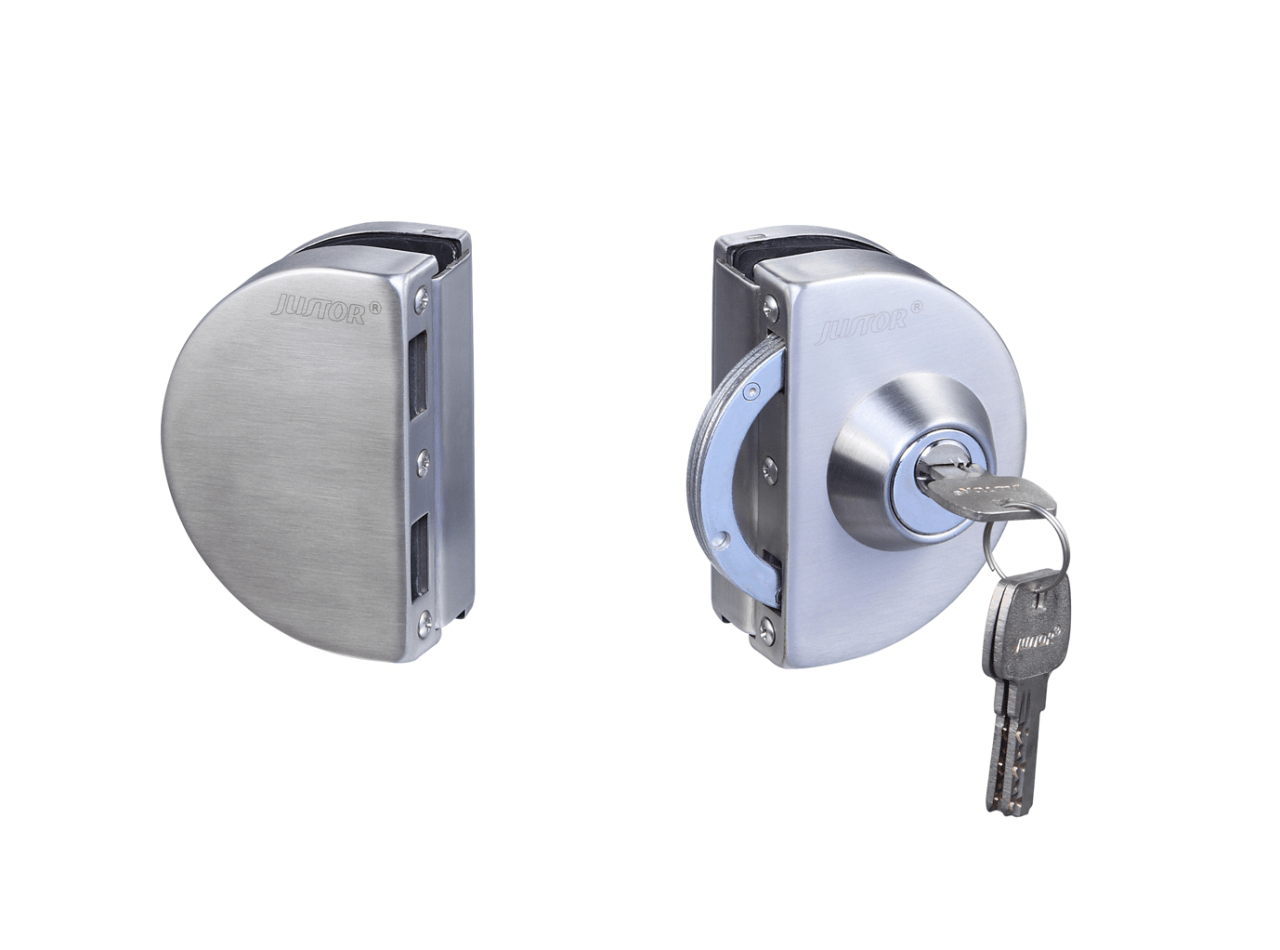 Glass Door Lock Is A Kind Of Applied On The Which Suitable For Installation Thickness 8mm 12mm Toughened