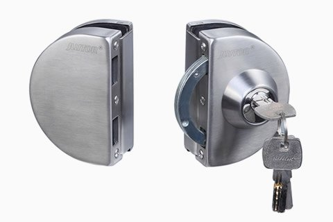 Glass Door Lock JU-W508