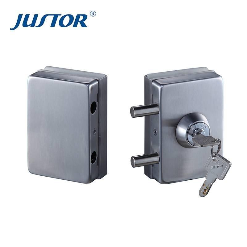 Digital Sliding Glass Door Lock: Best Glass Door Lock Ju-w510 & Best Locks For Sliding